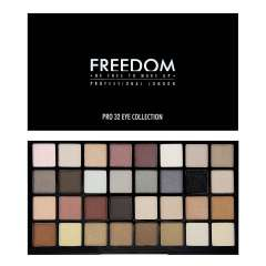 Lidschatten-Palette - Pro 32 Eye Collection