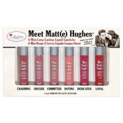 Flüssig-Lippenstift Mini-Set - Meet Matte Hughes Mini Kit 1