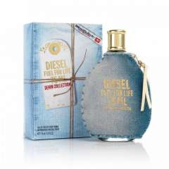Fuel For Life Femme Denim Collection - Eau De Toilette Spray