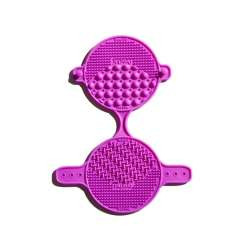 Pinsel-Reinigungsmatte - Palmat™ Makeup Brush Cleaning Tool
