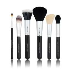 6 Piece Brush Set - Classic Starter Face Set