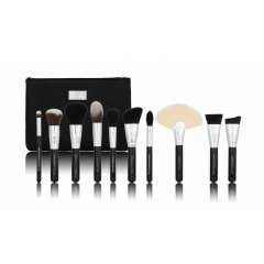 10-Teiliges Pinsel-Set - Deluxe Face Set