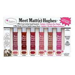 Flüssig-Lippenstift Mini-Set - Meet Matte Hughes Mini Kit 3 (Limited Edition)