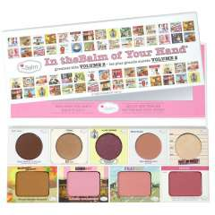 All-In-One Face Palette - In theBalm Of Your Hand - Greatest Hits Volume 2 Palette