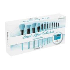 12-Teiliges Pinsel-Set - Brush Affair Collection