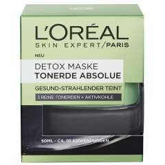 Detox & Brighten Face Mask