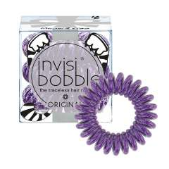 Spiral Scrunchy - invisibobble ORIGINAL (3 Stück) - I Live In Wonderland Collection (Limited Ediion)