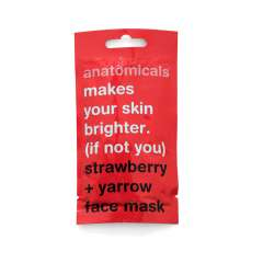 Gesichtsmaske - Makes Your Skin Brighter. (If Not You) - Strawberry + Yarrow Face Mask